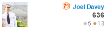 profile for Joel Davey at Magento Stack Exchange, Q&A for users of the Magento e-Commerce platform